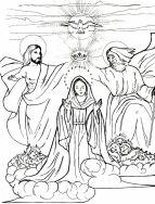 A Coroação de Nossa Senhora