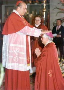 Ordenação de Ratzinger em 1977