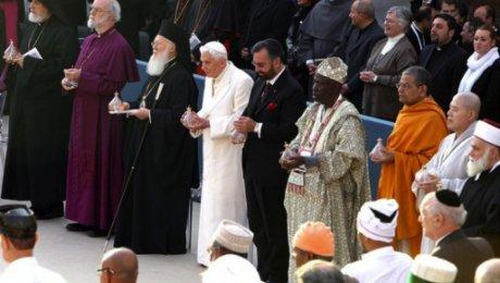 Ratzinger em Assis