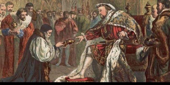 Henrique VIII e seu maldito juramento de supremacia