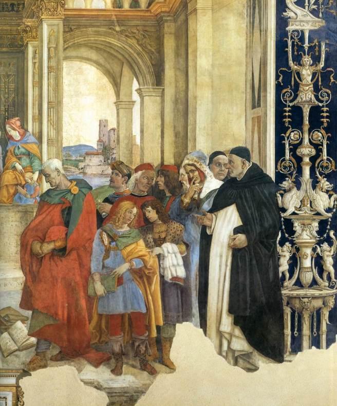O Triunfo de São Tomás sobre os hereges