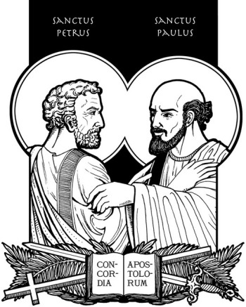 São Pedro e São Paulo III
