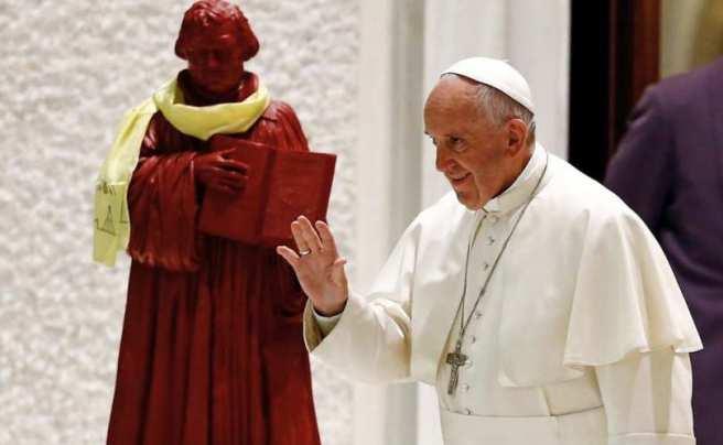 Francisco e Lutero